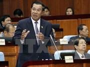Hun Sen advierte acciones contra infundios de mapas