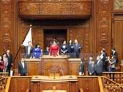 Vicepresidenta parlamentaria de Vietnam visita Japón