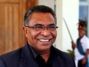 Timor Leste aspira convertirse miembro de ASEAN