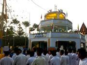 Nutrida participación en congreso de secta caodaismo en Ben Tre