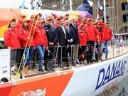 """Nombran """"Da Nang-Vietnam"""" a una vela de regata mundial"""