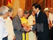 Resaltan liderazgo de PCV y Presidente Ho Chi Minh