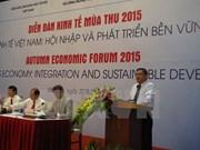 Analizan integración y desarrollo sostenible de economía vietnamita