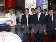 Exposición resalta logros socioeconómicos de 70 años de Vietnam