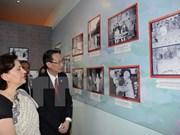 En Ciudad Ho Chi Minh exposición sobre amistad Vietnam - India