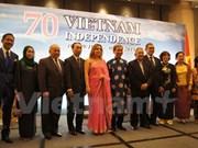 Celebran diplomáticos en exterior eventos por efemérides vietnamitas