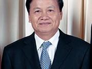 Felicita Laos 70 años de fundación de sector diplomático de Vietnam