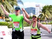 Maratón internacional de Da Nang atrae numerosos atletas