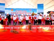Construyen primera planta de energía solar en Quang Ngai