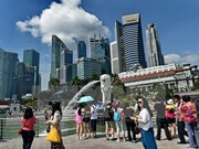 Partidos singapurenses divulgan manifiesto para próxima elección