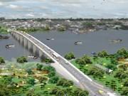 Inician construcción de nuevo puente en vía fronteriza