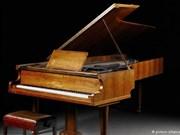 Pianistas jóvenes competirán en concurso en Hanoi