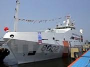 Vietnam y la India practican búsqueda y rescate marítimo