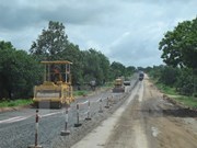 Tay Nguyen moderniza transporte rural