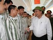 Miles de reos en Vietnam beneficiados hoy con amnistía