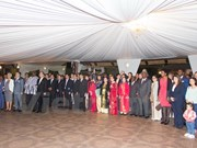 Celebran Día Nacional de Vietnam en Angola y Argelia