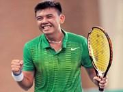Asciende Ly Hoang Nam 255 peldaños en ranking mundial