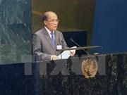 Vietnam participa en Conferencia mundial de titulares parlamentarios