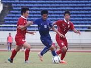 Enfrentará Vietnam a Laos en semifinales de fútbol regional