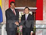 Vietnam y Venezuela desempeñan en decuplicar trasiego comercial