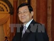 Presidente parte a China por ceremonia del triunfo sobre fascismo