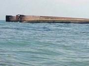 Al menos 14 muertos en naufrago en Malasia