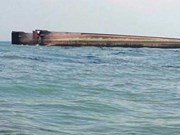 Naufraga barco con cien personas en Malasia