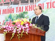 Inauguran casa conmemorativa a Ho Chi Minh en Hanoi