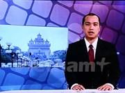 Televisión nacional de Laos emite noticiero en idioma vietnamita