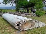 Francia: Fragmentos hallados en La Reunión pertenecen a MH370