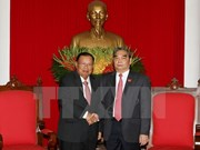 Vietnam y Laos fortalecen solidaridad especial