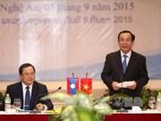 Debaten Vietnam y Laos asesoramiento a labores gubernamentales