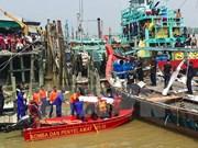 Impulsa Malasia búsqueda de desaparecidos en barco hundido