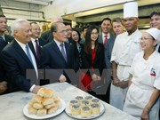 Sugiere líder de AN inversión de hospital estadounidense en Vietnam