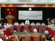 Funcionarios de FPV se reúnen con dignatarios religiosos