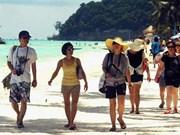 Turismo filipino registra alza en arribo de visitantes