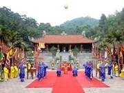 Efectuarán en Hai Duong Festival Otoñal Con Son – Kiep Bac 2015