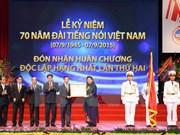 VOV conmemora 70 años de su fundación