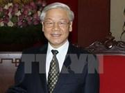 Secreatario general del PCV visitará Japón