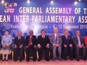 Inauguran 36 Asamblea Interparlamentaria de ASEAN en Malasia
