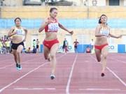 Atletas vietnamitas ganan medallas en torneo abierto de Tailandia