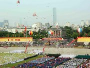 Fiesta nacional de Vietnam desde visión del periodista australiano