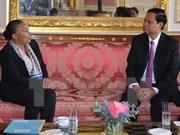 Comparten Vietnam y Francia experiencias anti corrupción