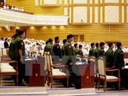 Comienza en Myanmar campaña electoral