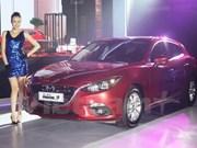 Disminuyen ventas automovilísticas de Vietnam en agosto
