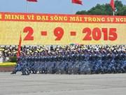 Continúa Vietnam recibiendo felicitaciones por el Día Nacional