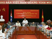 Respaldo de Vietnam: factor decisivo para éxitos de Cuba