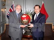 Vietnam desea impulsar cooperación multifacética con el Reino Unido