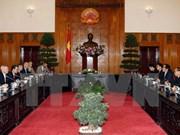 Destacan efectivo despliegue de inversión estadounidense en Vietnam