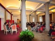 Ciudades vietnamita e italiana fomentan cooperación
